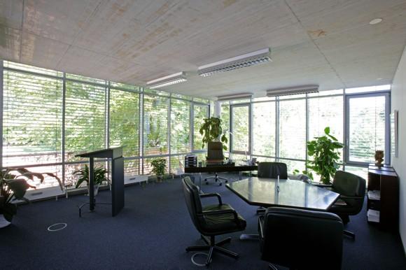 Büro im Pavillon am Palmengarten (Kanzlei Nollau & Rößler)